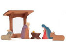 Ostheimer nativity figures